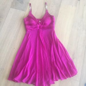 Never worn Pink dress from cache